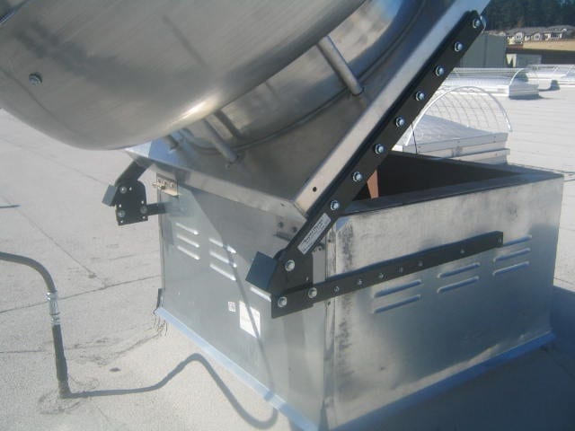 kitchen exhaust cleaning repurposed cabinets why do i need a hinge kit on my fan ...
