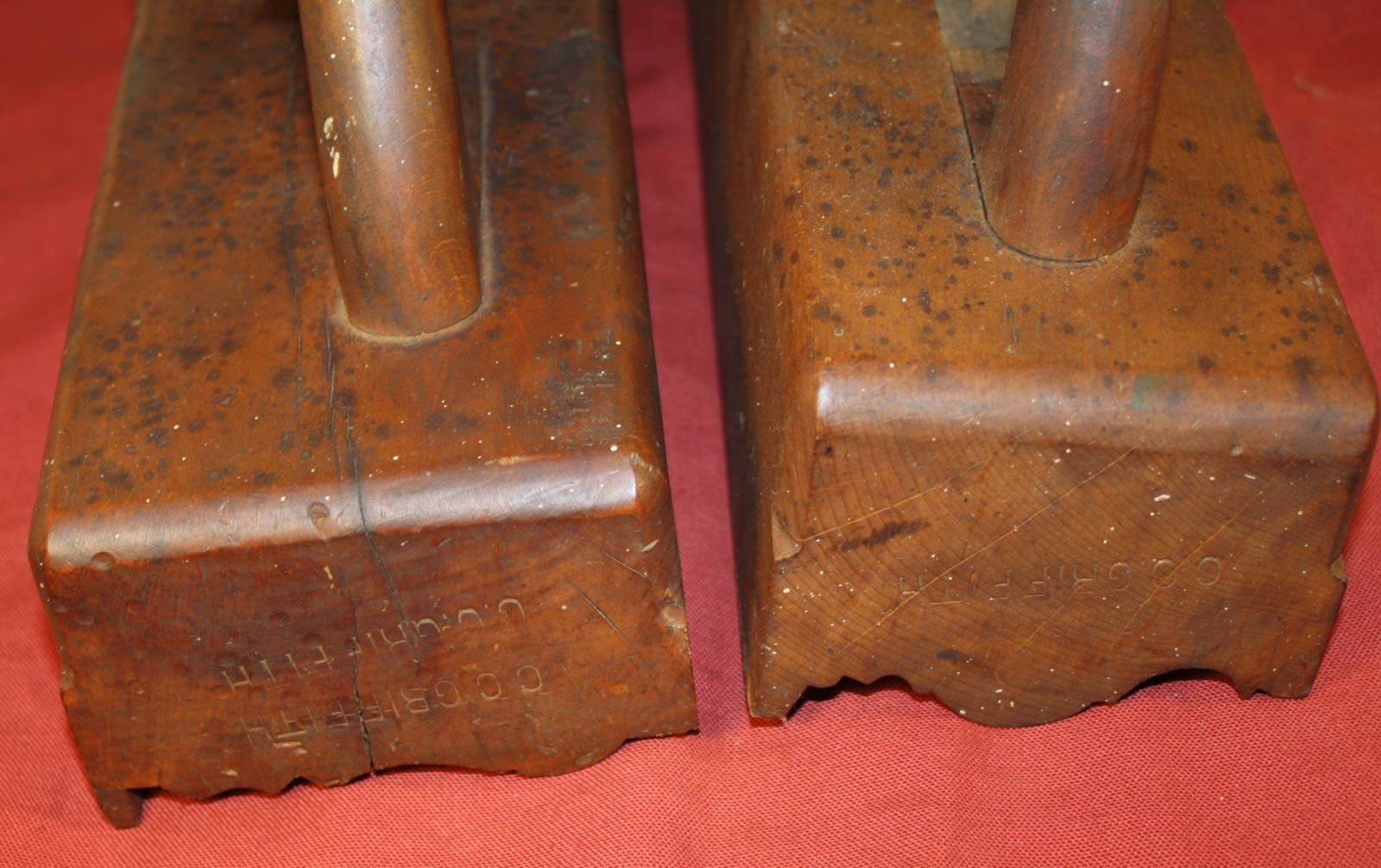 Moulson Brothers Warranted Cast Steel