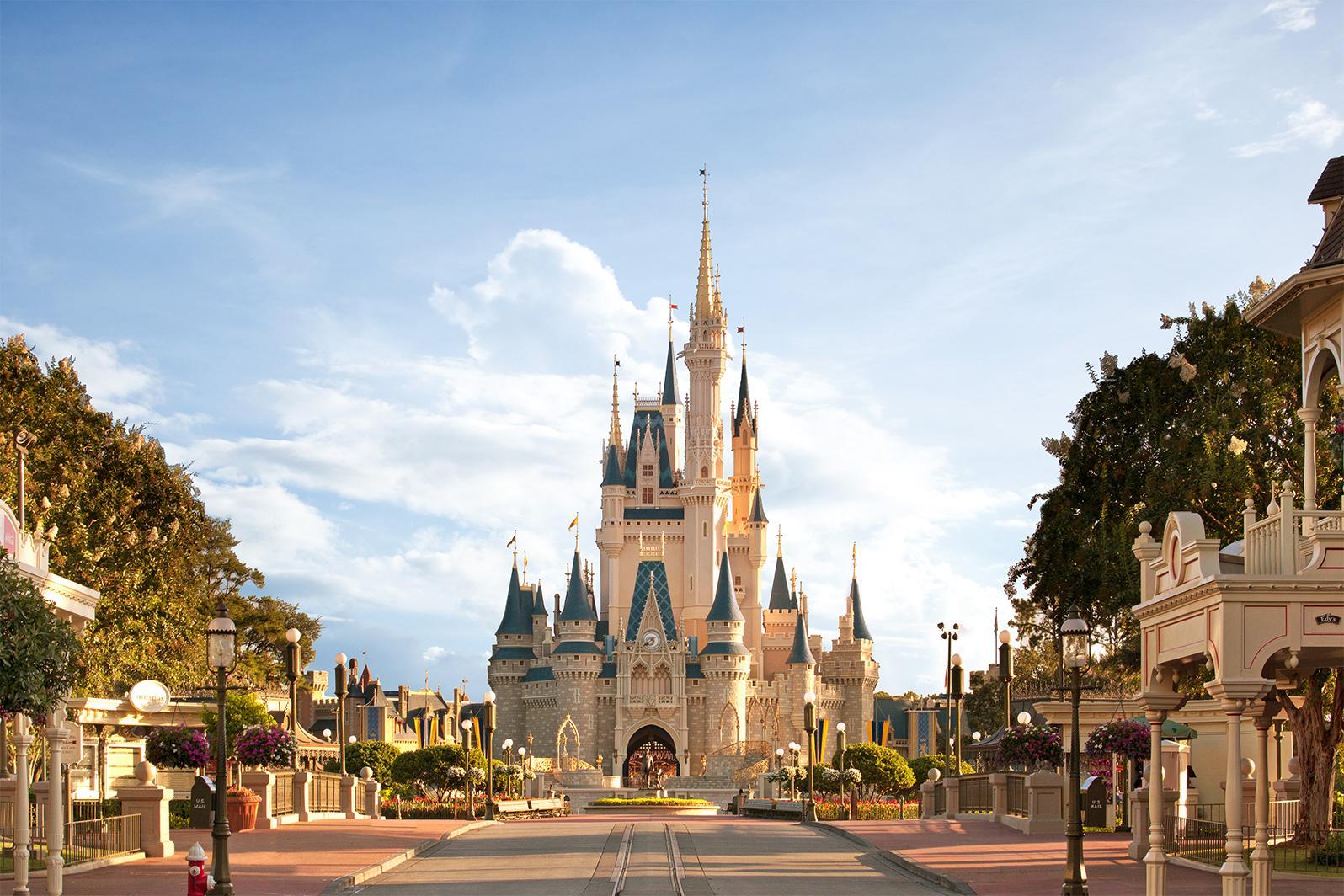 Walt Disney World Resort Vacation Packages Liberty Travel