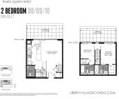 liberty place floor plans