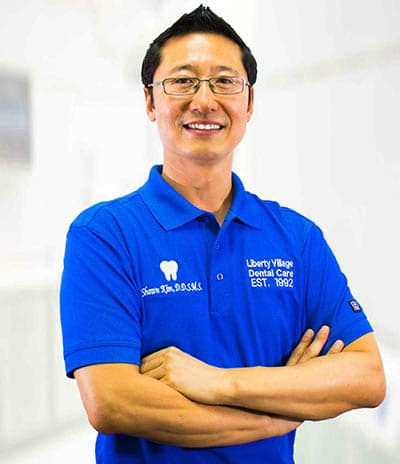 Dr. Shawn Kim, dentist in victorville