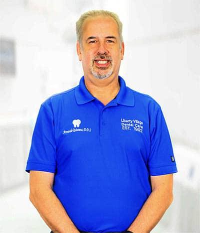 Dr. Armando Quintana, dentist in Victorville CA
