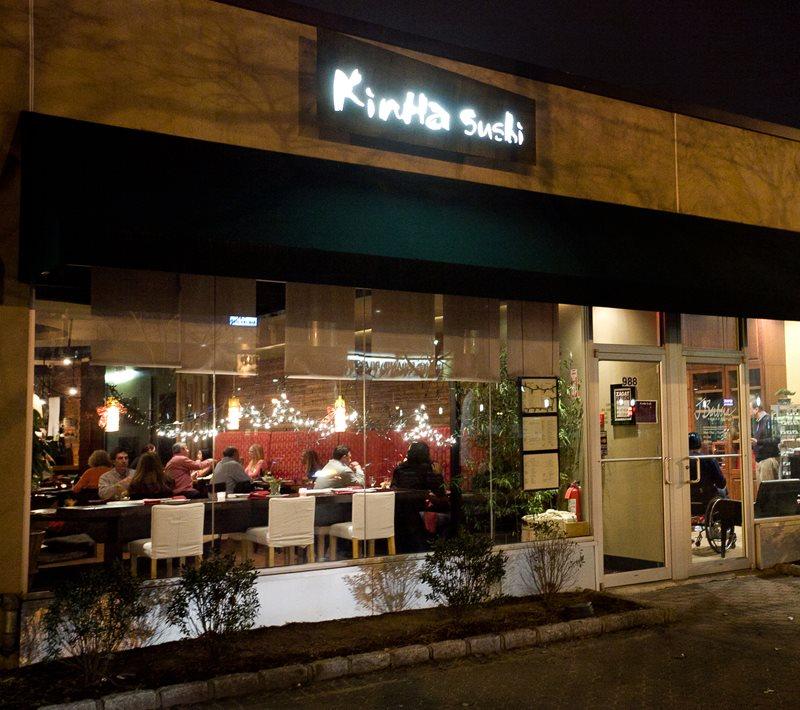 Sushi Restaurants V Waterfront