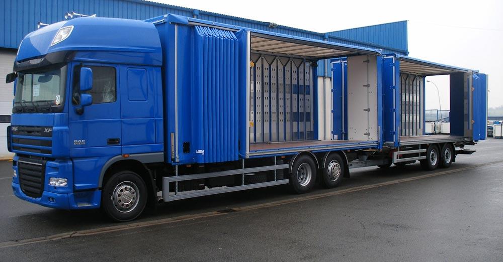 Libner  Kit carrosserie industrielle  Libner quipe les