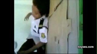 Petmalu na Nautical student niyari ang kanyang prof na maganda