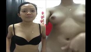 Pinay Maid – Selfie Send Nudes
