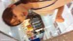 Cute College chick sa Mall binosohan