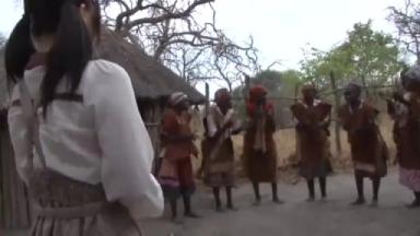 Ate Girl nag Travel at nag Bakasyon sa Africa (Gone Wrong)