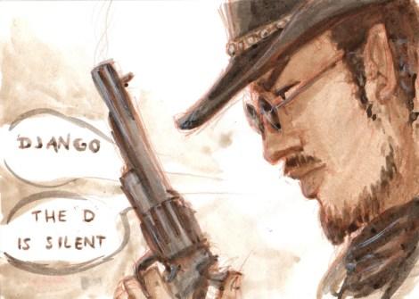 django unchained film de tarantino avec jamie foxx