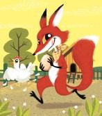 renard-poule-oeuf