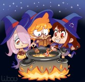 Potion de sorcières