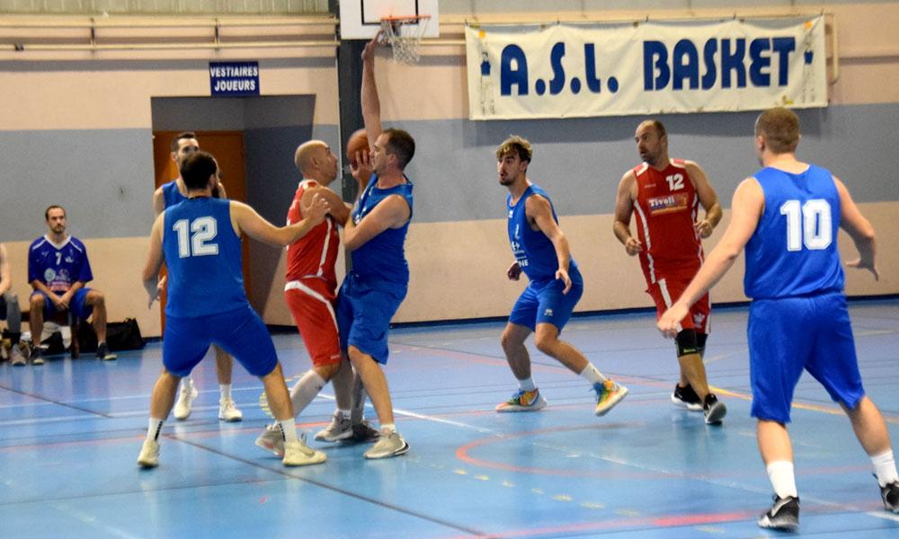 séniors garçons libourne basket