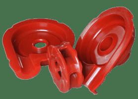 PU Slurry Pump parts