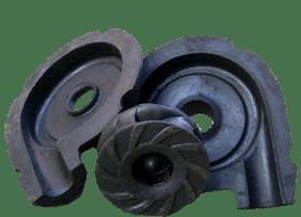 Rubber Slurry Pump parts