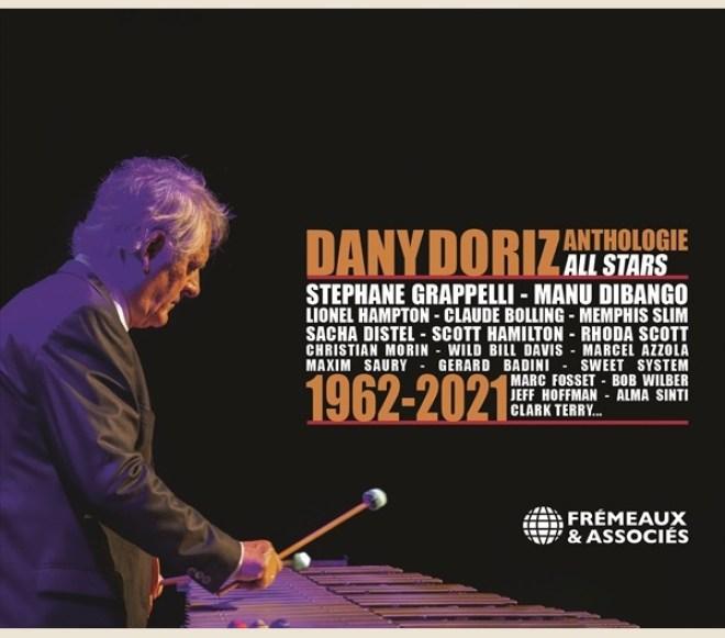Modern Jazz - ANTHOLOGIE DANY DORIZ ALL STARS 1962-2021 - FA5787 – Frémeaux  & Associés.