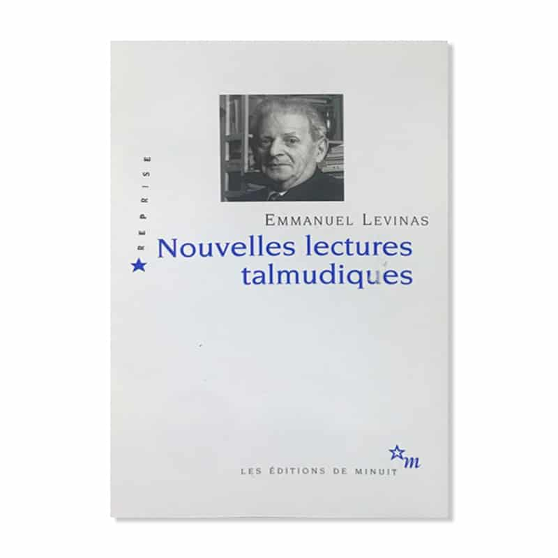 Nouvelles lectures Talmudiques