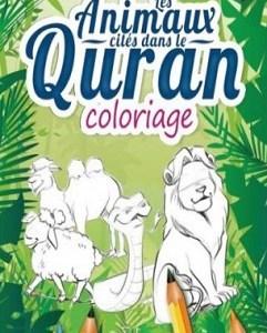 coloriage des animaux cités dans le quran