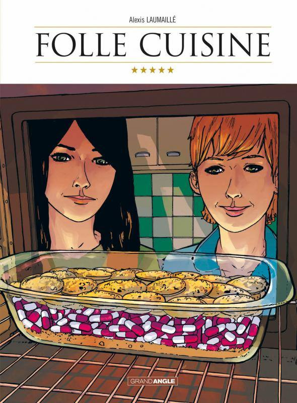 folle cuisine alexis laumail