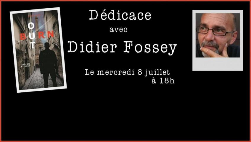 Rencontre avec Didier Fossey