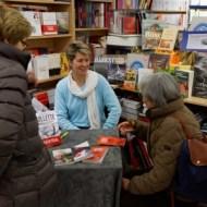 Sandrine Collette rencontre ses lecteurs