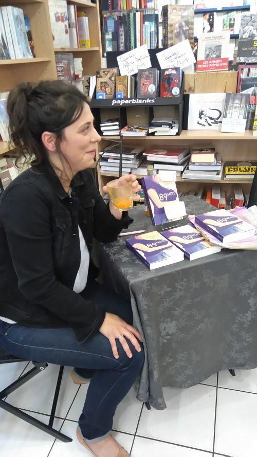 Caroline Michel rencontre
