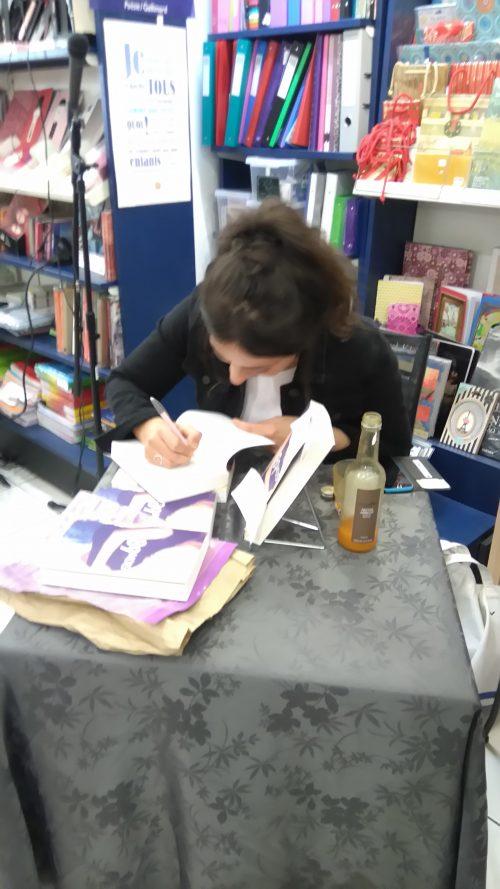 Caroline Michel signature