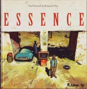 essence bernard flao futuropolis