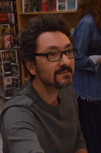 david foenkinos à la librairie maruani paris13