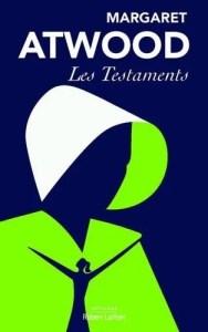les testaments atwood robert laffont booker prize