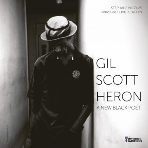 "Rencontre autour de Gil-Scott Heron ""A new black poet"""
