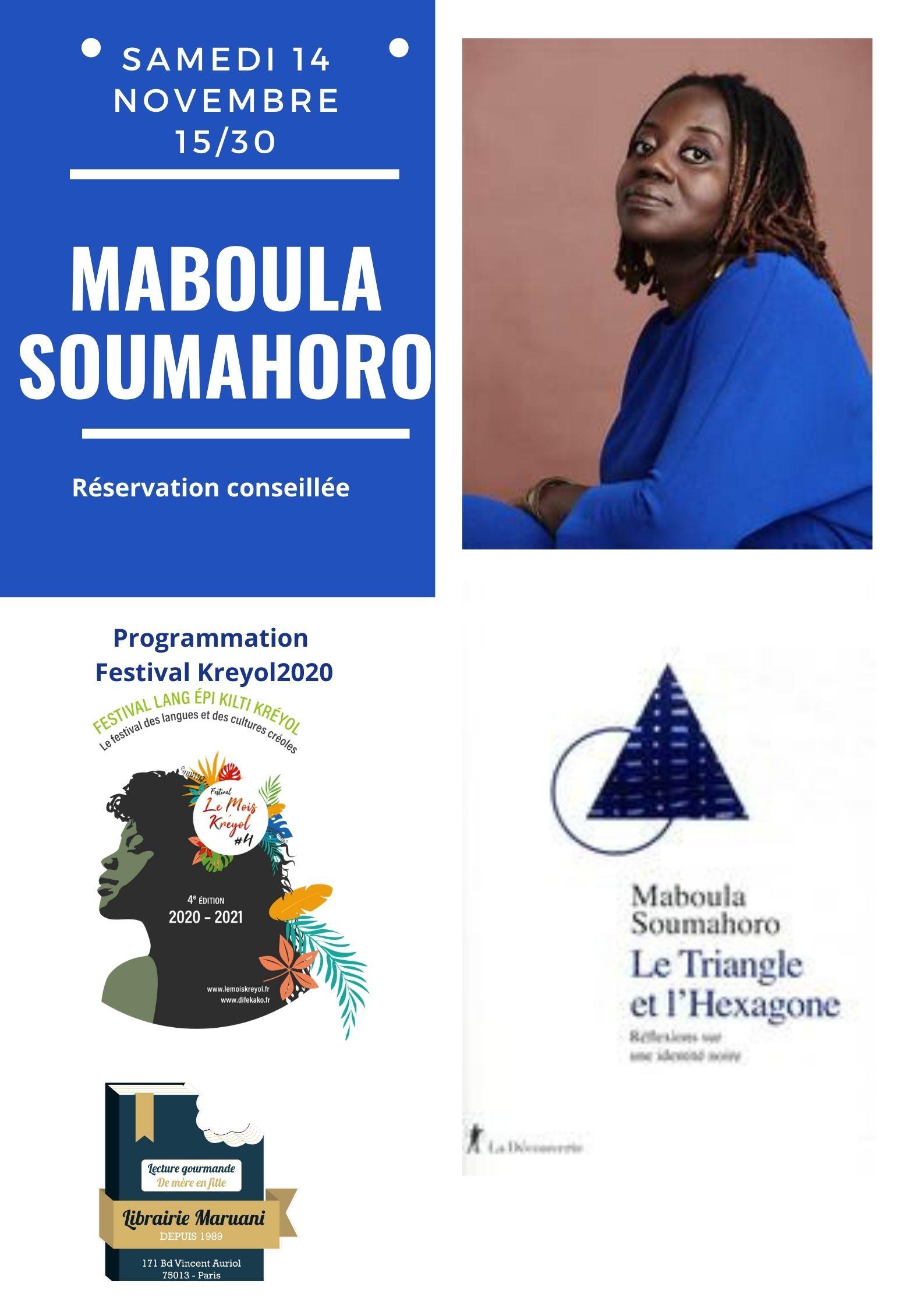 Rencontre Maboula Soumahoro