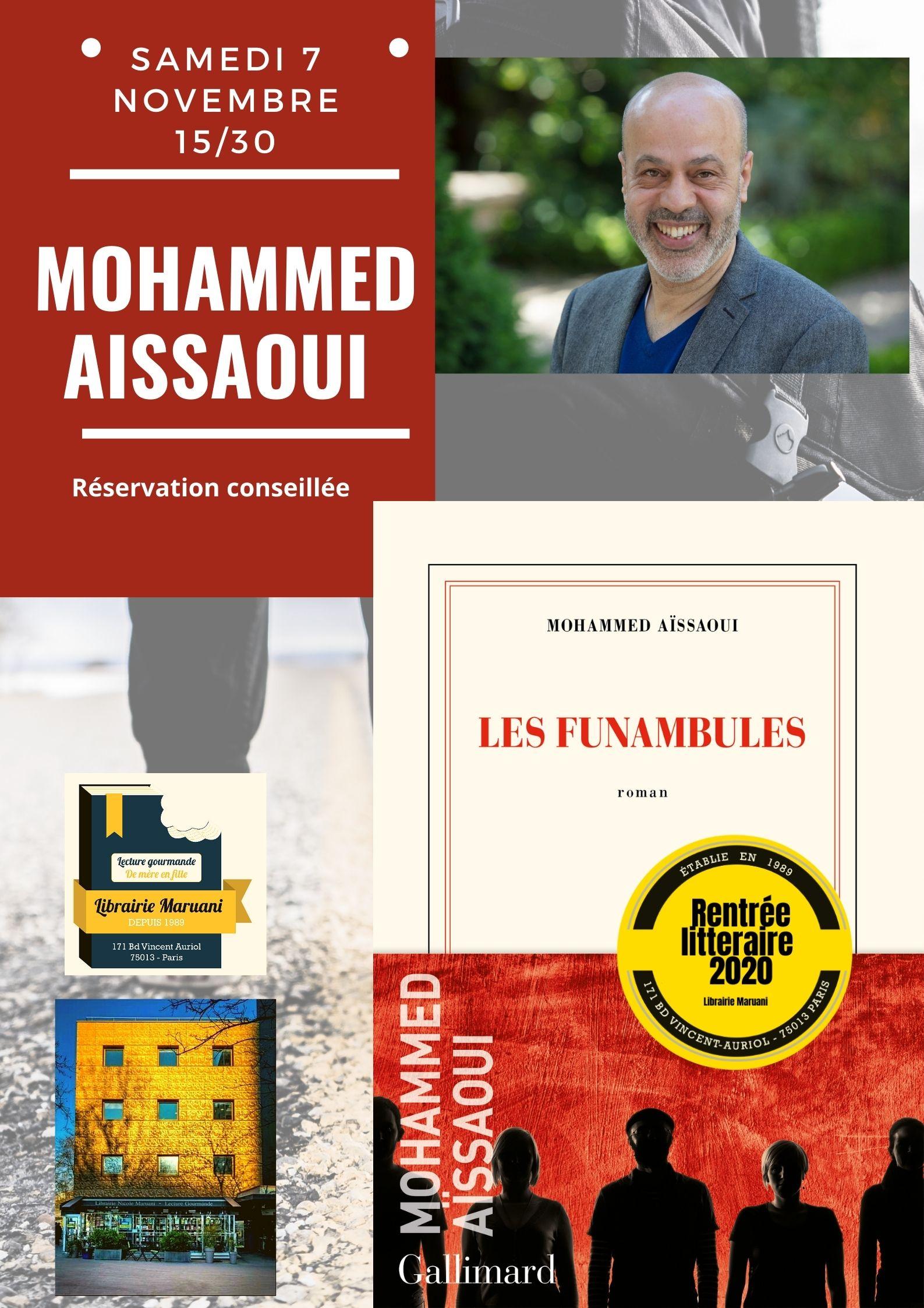 Rencontre Mohammed Aissaoui