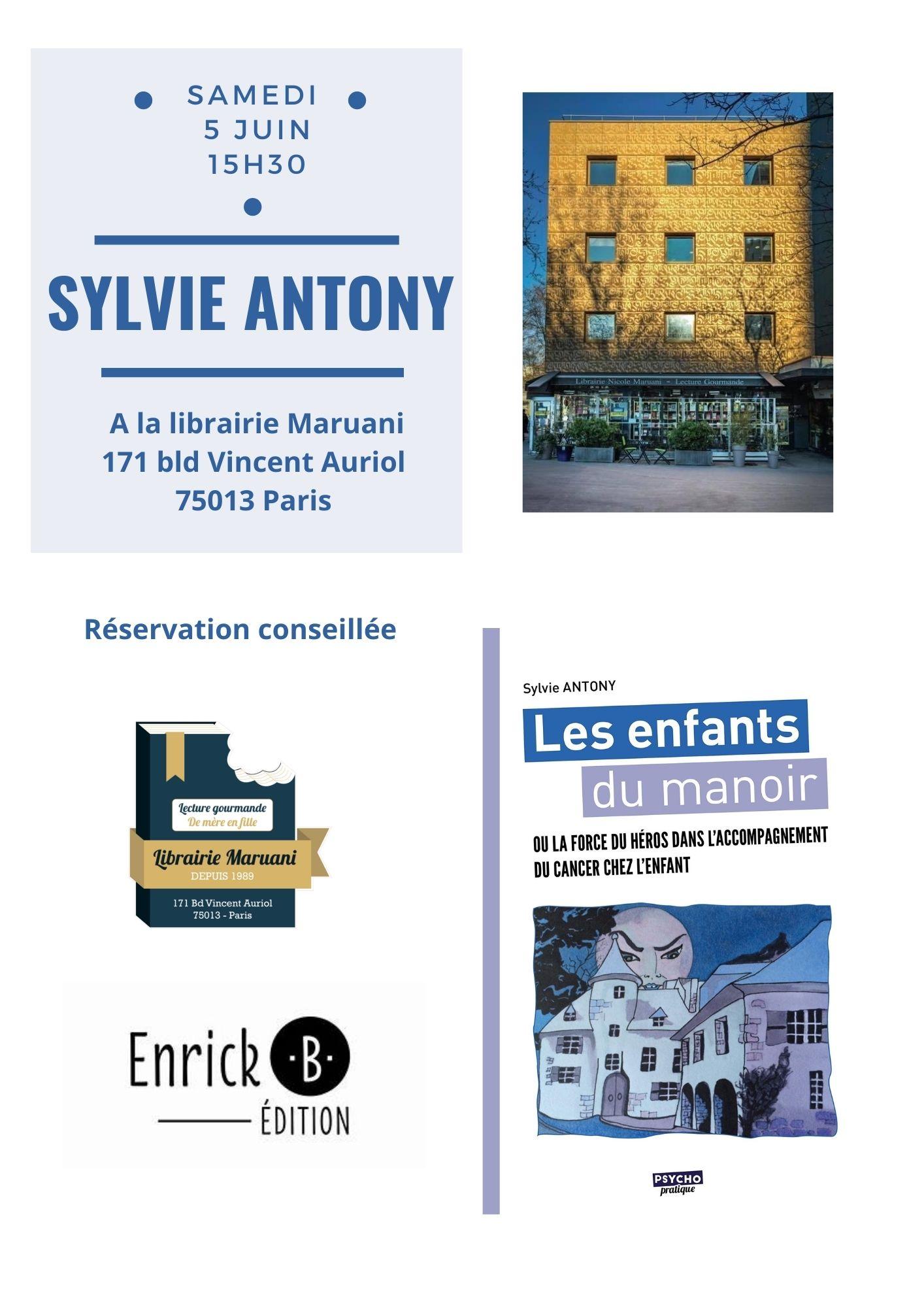 Sylvie Antony