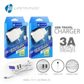 CHARGER LF 3A 215S FAST 2 USB