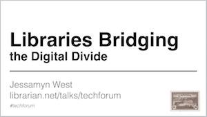 librarian.net: TechForum