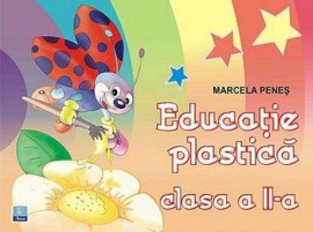 Educatie plastica clasa a IV-a Marcela Penes