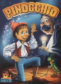 Pinocchio (poveste + carte de colorat)