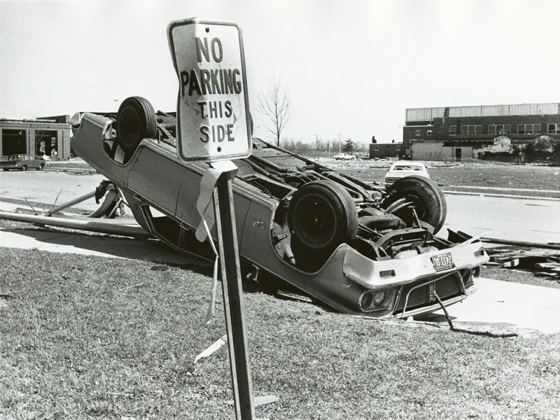 Xenia Tornado of 1974 | Out of the Box