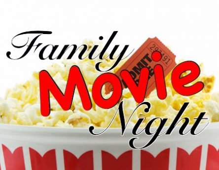 Hawaii State Public Library SystemFamily Movie Night