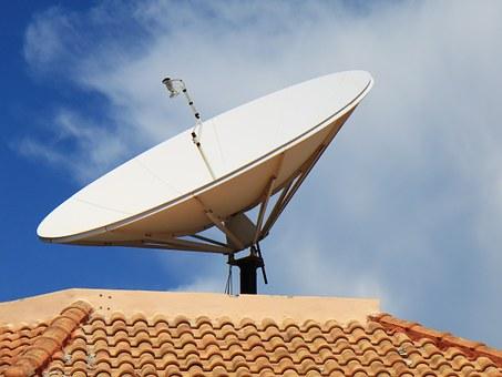 satelite television