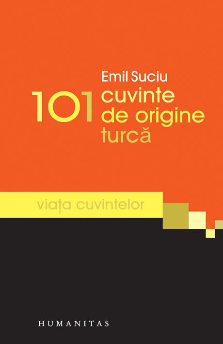 101 cuvinte de origine turca