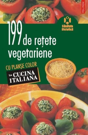 199 de rețete vegetariene