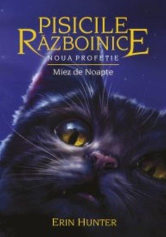 Pisicile razboinice. Vol. 7 Miez de noapte
