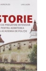 ISTORIE ACADEMIA DE POLITIE