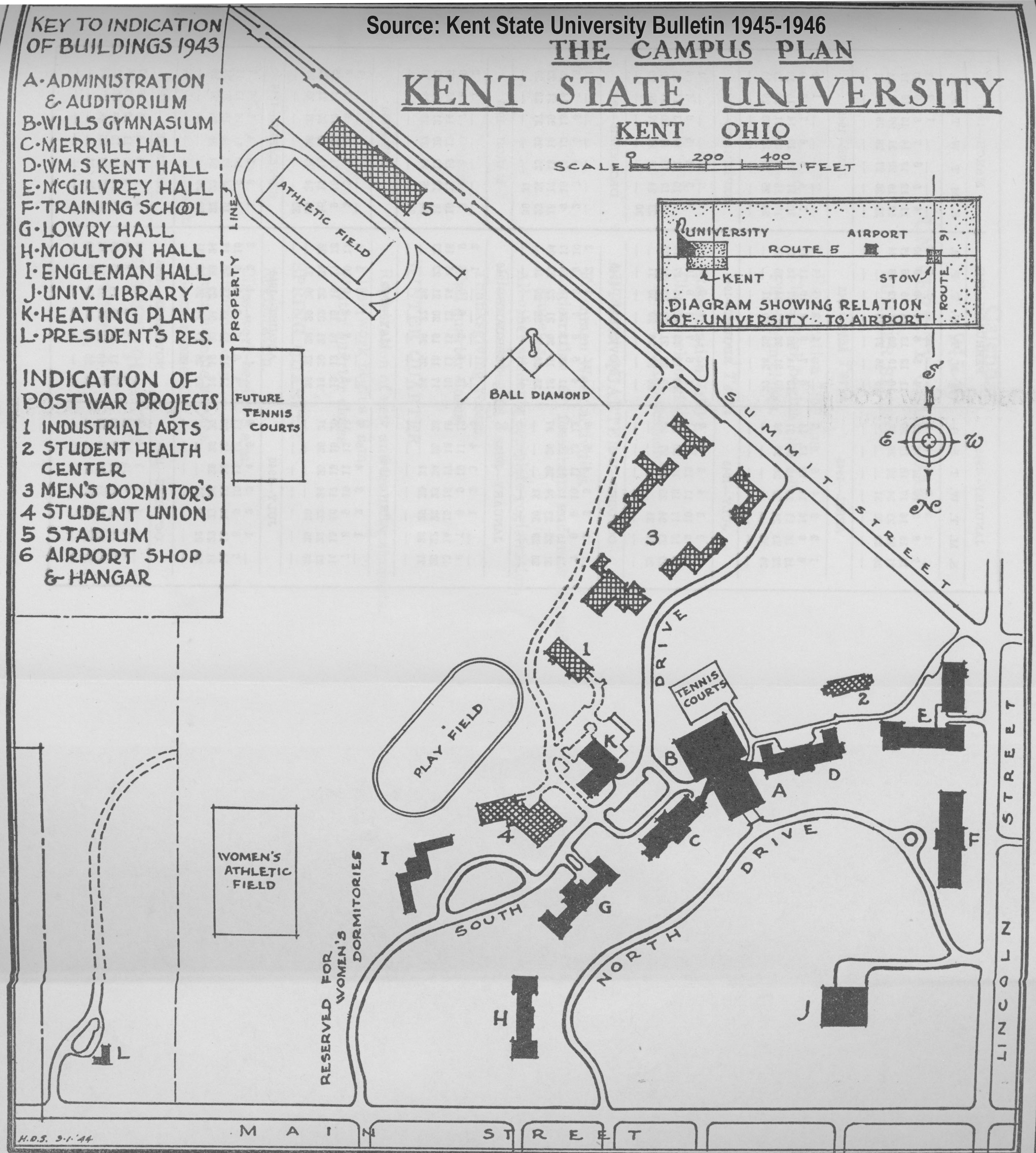 Kent State Stark Campus Map.Kent State Campus Map Los Angeles Map Tourist Attractions Csula Map