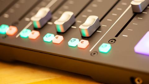 Rodecaster Pro recording device