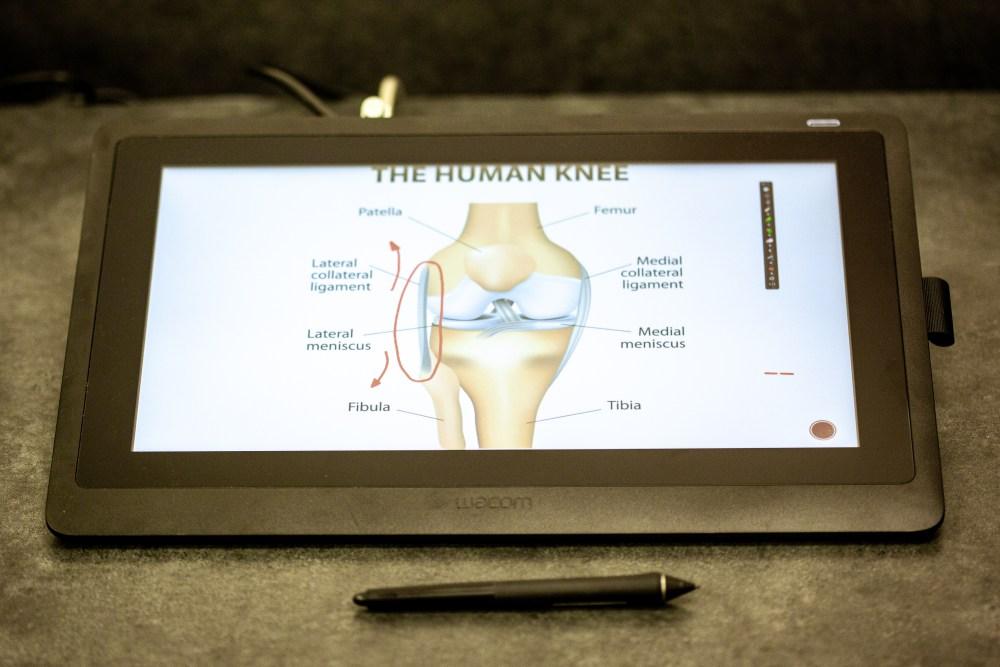 wacom tablet monitor