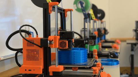 3D printing face shield