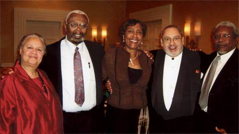 founders photo from black caucus awards 2004