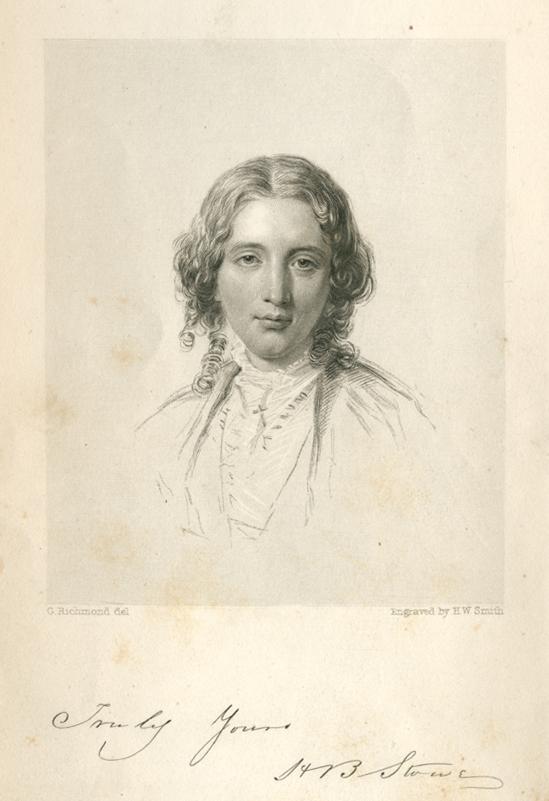 HARRIET BEECHER STOWE 1811  1896